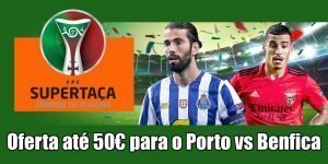 A casa de Apostas Online Bet9com oferece Bónus extra para o Porto Benfica