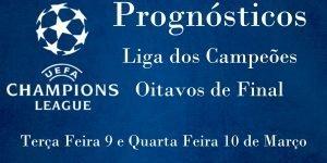 Prognósticos para a Liga dos Campeões