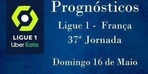 Prognósticos para a Ligue 1 - França - 37ª Jornada