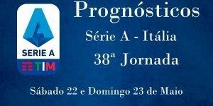 Prognósticos para a Série A - Itália - 38ª Jornada