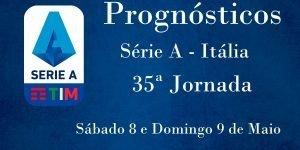 Prognósticos para a Série A - Itália - 35ª Jornada