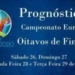 Prognósticos – Campeonato da Europa 2020 – Oitavos de Final