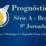 Prognósticos para a Série A – Brasil – 9ª Jornada