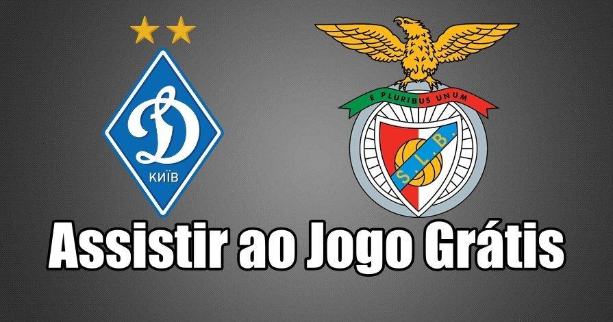 Como Assistir ao Jogo Dínamo Kyiev Benfica Online grátis