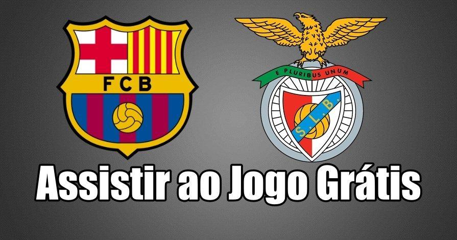 Como Assistir ao Jogo Barcelona Benfica Online grátis