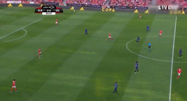 Assistir Benfica Gil Vicente online grátis com excelente qualidade HD