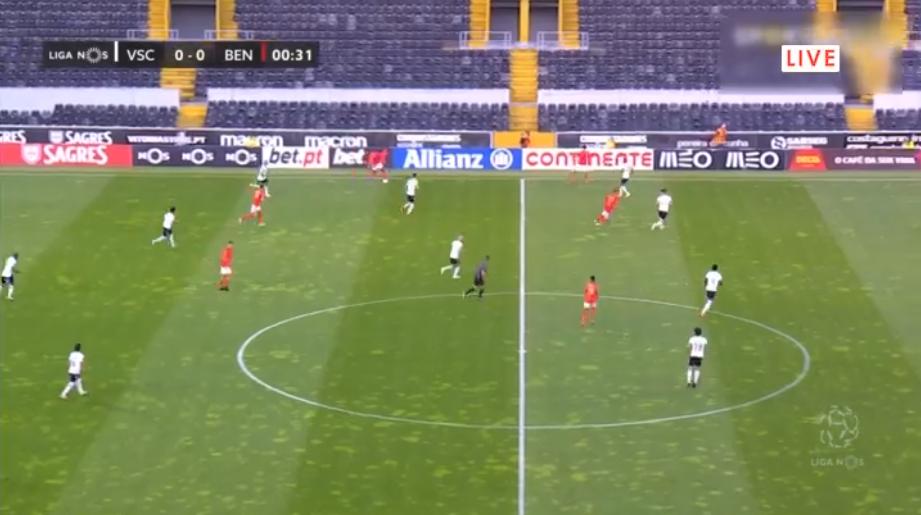 Guimarães Benfica online grátis - Vê o jogo em qualquer dispositivo móvel