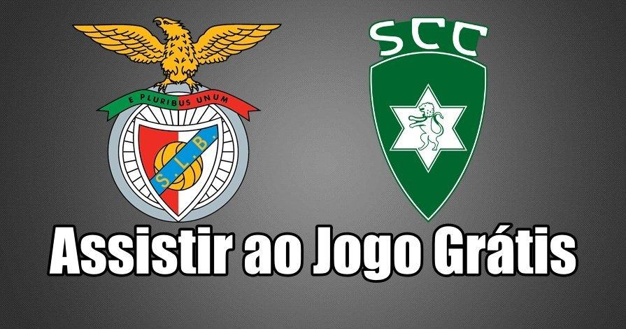 Como Assistir ao Jogo Benfica Sporting Covilhã Online grátis