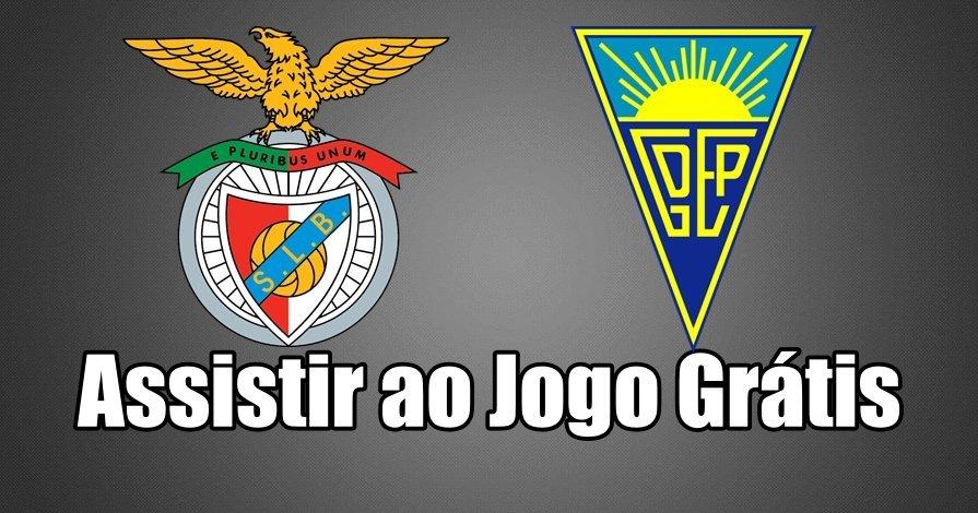 Como Assistir ao Jogo Benfica Estoril Online grátis