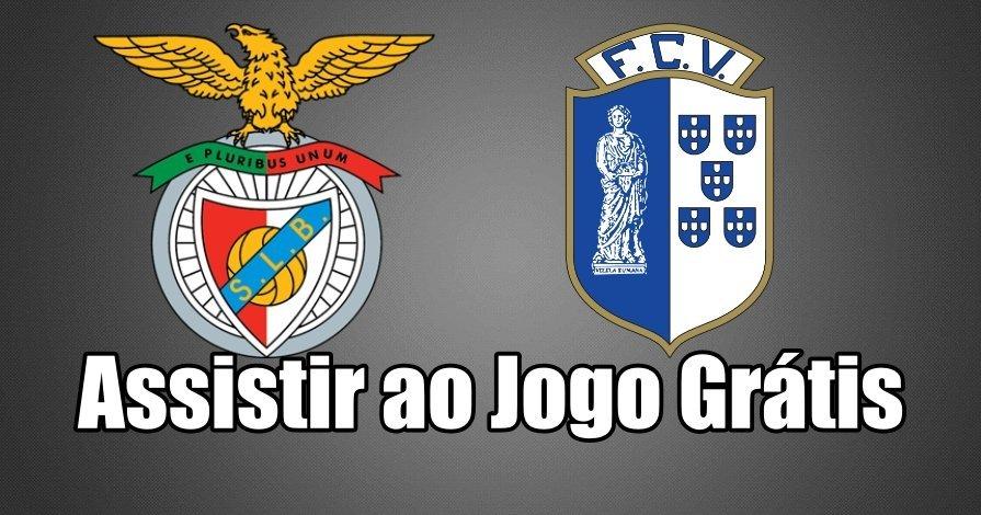 Ver jogo online Benfica Vizela Online Grátis