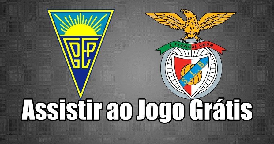 Como Assistir ao Jogo Estoril Benfica Online grátis