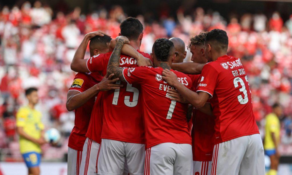 Dínamo Kiev vs Benfica