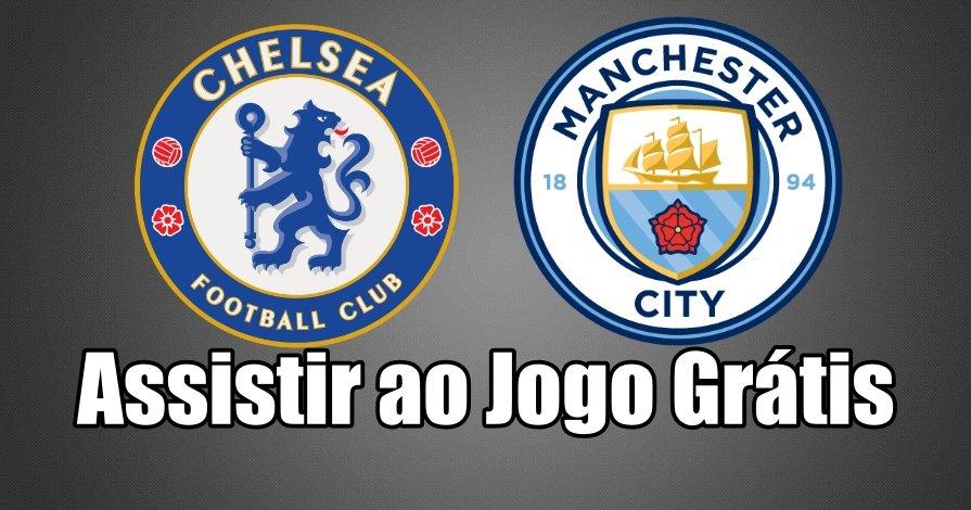 Como assistir ao Jogo Chelsea Manchester City Online