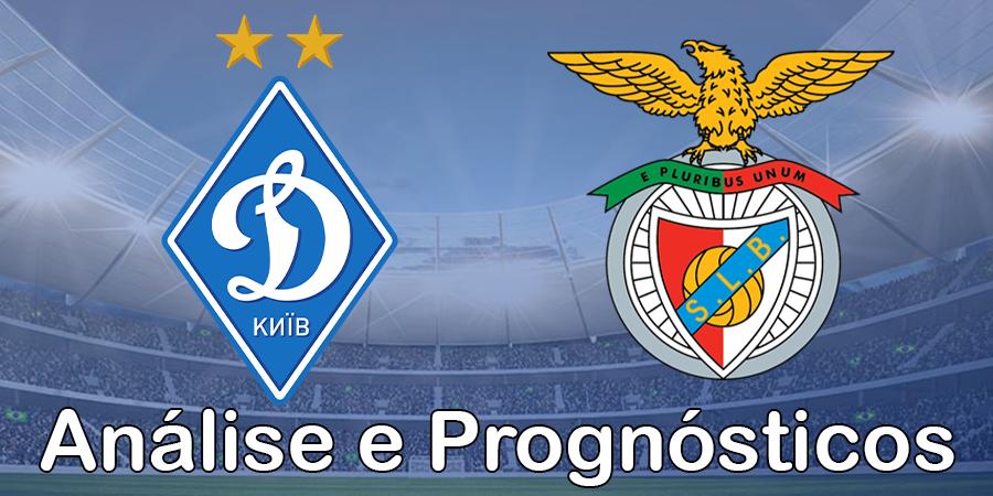 Dínamo Kiev vs Benfica – Análise e Prognósticos