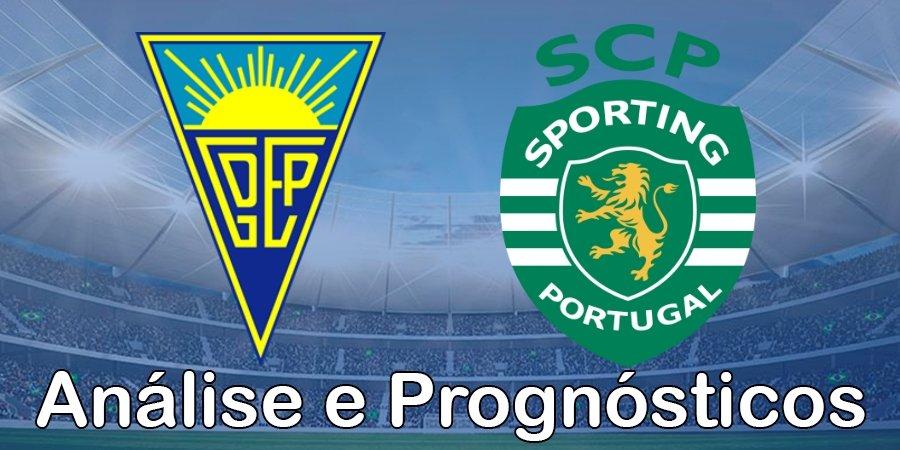 Estoril vs Sporting – Análise e Prognósticos - Liga Portuguesa Bwin