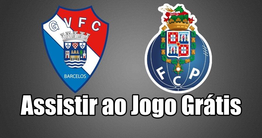Ver Gil Vicente Porto: Como assistir ao jogo ao vivo grátis