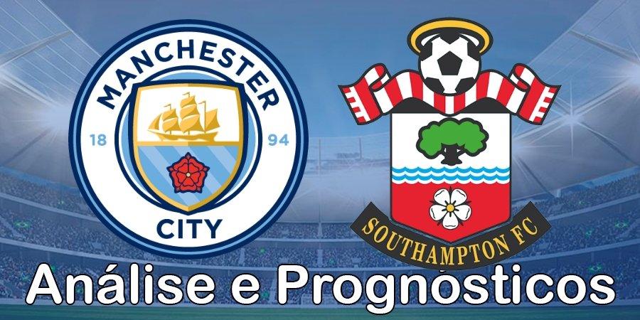 Man City vs Southampton – Análise e Prognósticos – Premier League