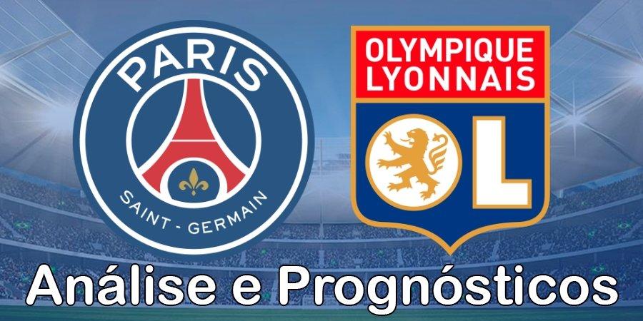 PSG vs Lyon – Análise e Prognósticos - Liga 1 de França