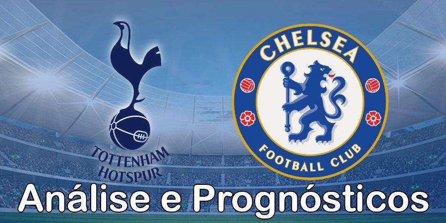Tottenham vs Chelsea – Análise e Prognósticos - Premier League