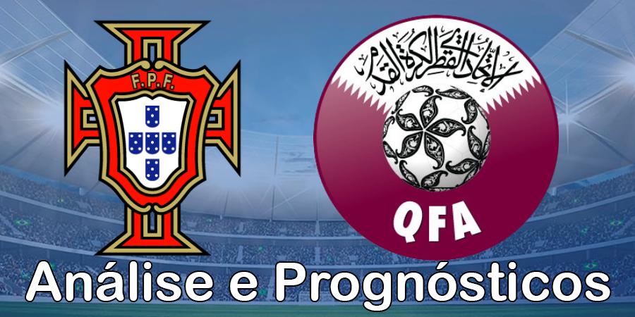 Portugal vs Qatar – Análise e Prognósticos – Jogo Preparação