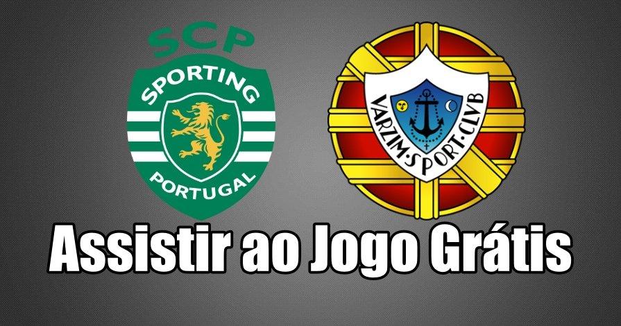 Assistir ao Jogo Sporting Varzim ao vivo grátis