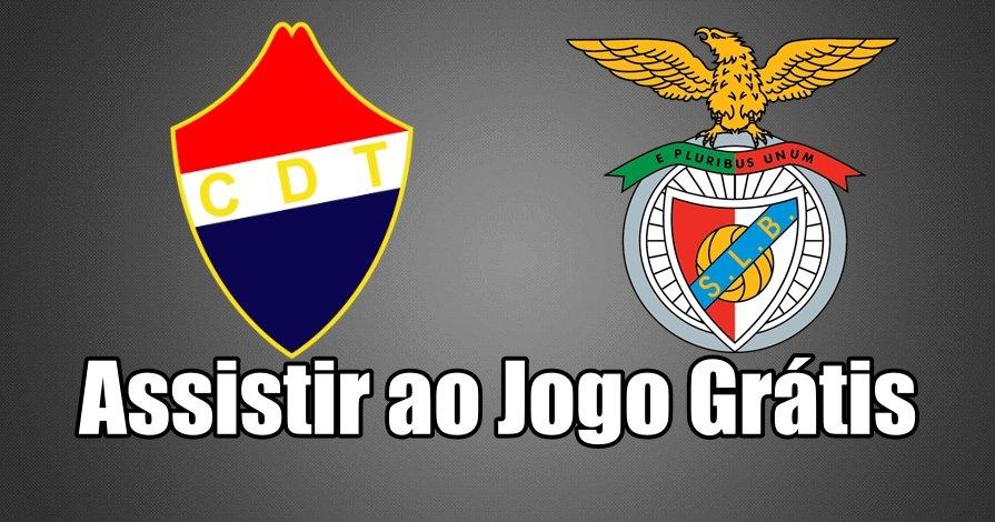 Como Assistir ao Jogo Trofense Benfica Online grátis