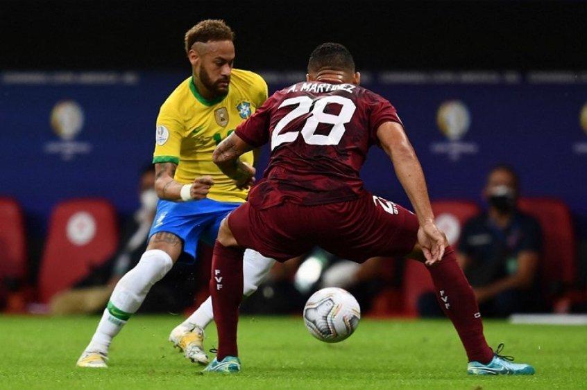 Venezuela vs Brasil - Análise do jogo da Qualificação para o Mundial