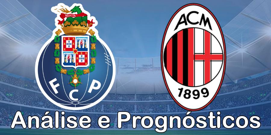 Porto vs Milan – Análise e Prognósticos